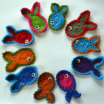 Crochet Lots of Little Fishys