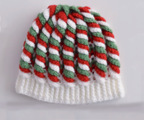 Candy Stitch Hat