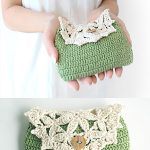 Crochet Little Clutch