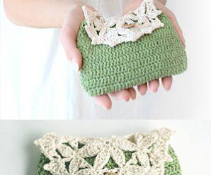 Crochet Little Clutch