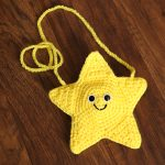 Crochet Star Purse