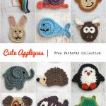 Cute Appliques Collection
