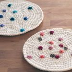 Crochet Sprinkle Potholders