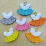 Crochet Tiny Cute Dresses