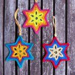 Crochet Bethlehem Star