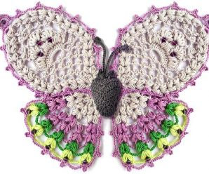Crochet Beautiful Butterflies