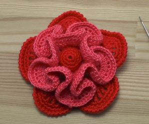 Crochet Decorative Flower