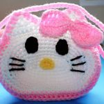 Crochet Hello Kitty's Bag