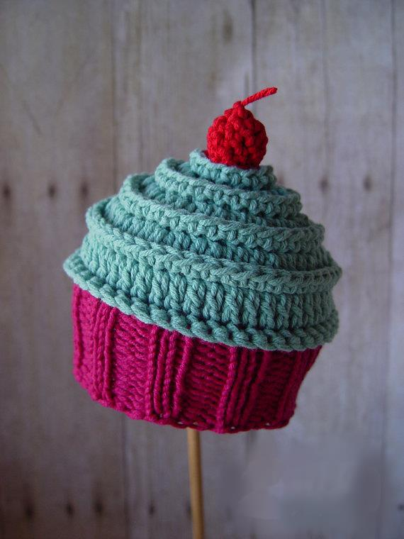 Crochet Cupcake Hat Pretty Ideas