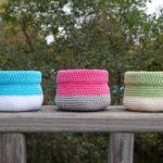 Crochet Little Bowls