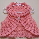 Crochet Vest Bolero