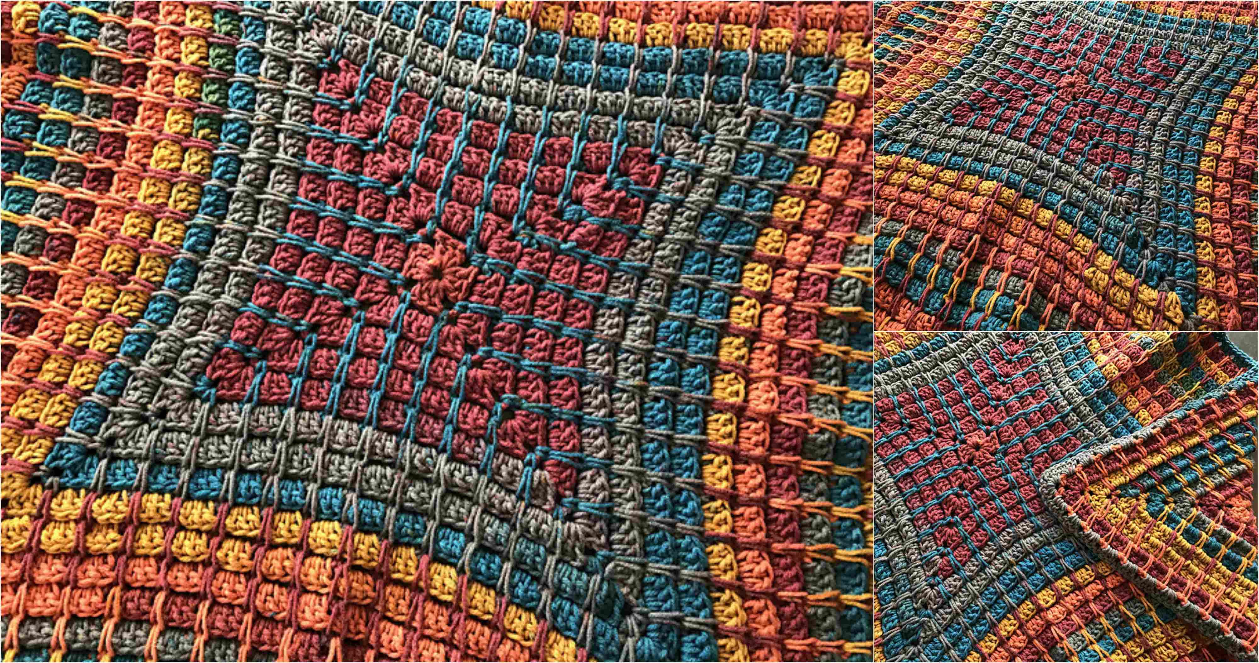 Crochet Pandora S Box Blanket Pattern Video Tutorial