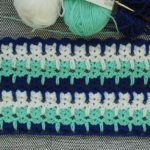 Crochet Abstract Cat Stitch