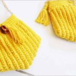 Crochet Little Handbag