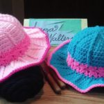 Crochet Pretty Sun Hat