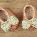 Crochet Cute and Easy Booties