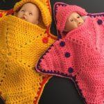 Crochet Baby Star Bunting