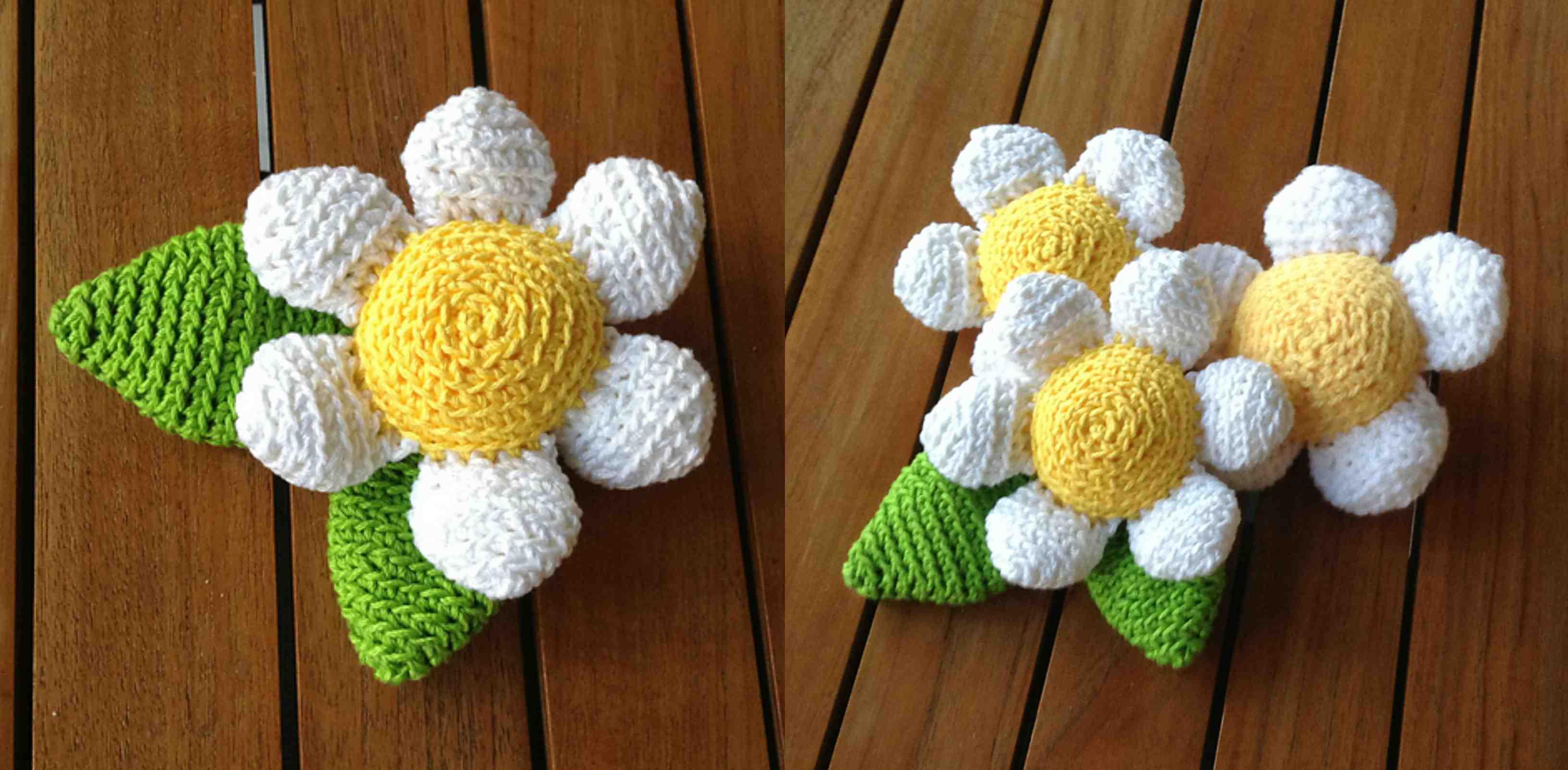 Crochet soft daisy izmirmasajfo