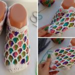 Crochet Easy Slippers