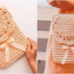 T-shirt Yarn Bag