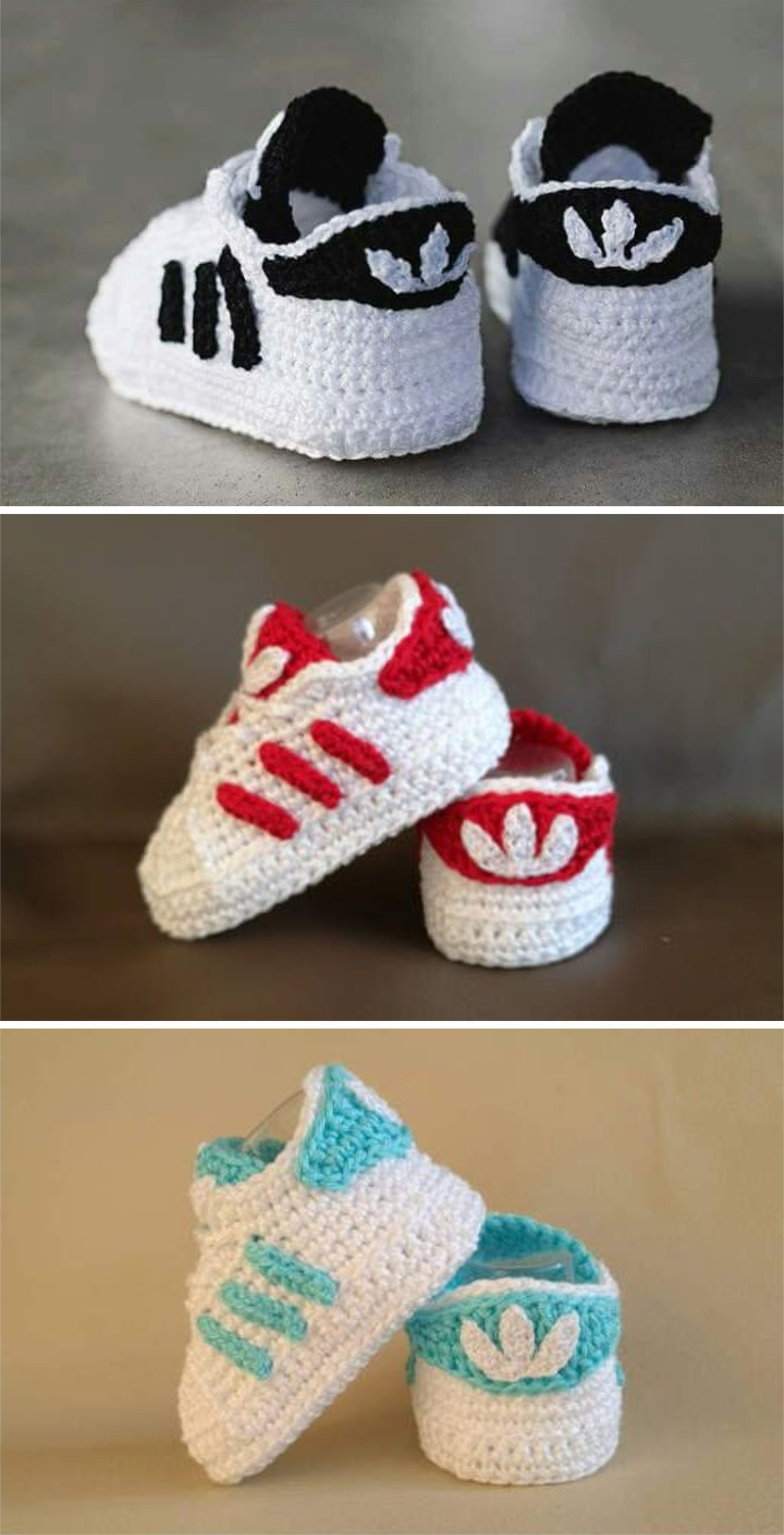 Crochet Baby Superstars