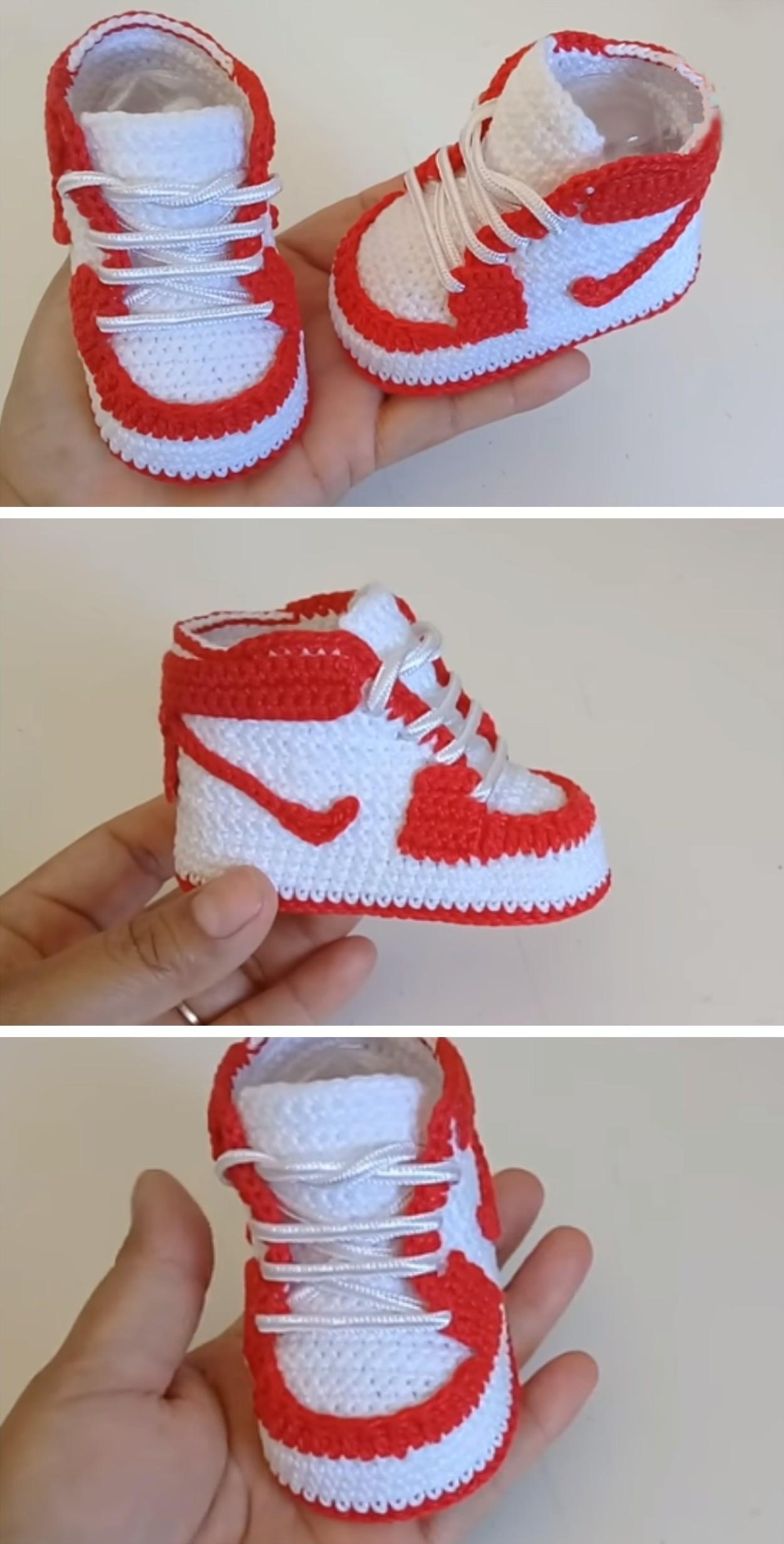 Crochet Nike Air