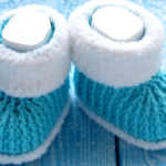 Crochet Frozen Booties