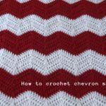 Chevron Soft Waves – Crochet Tutorial