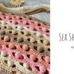 Crochet Seashells Slouchy