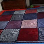 Crochet Vortex Blanket