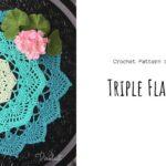 Crochet Triple Flavor Doily