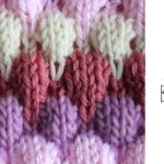 Knit Bobble Stitch