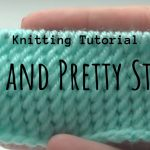 Easy Knitting Stitch
