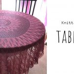 Knit Tablecloth