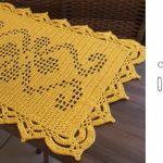Crochet Ornament Filet