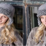How To Knit Aviator Hat