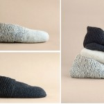 Knit Simple House Slippers