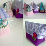Beautiful Zip Bag Tutorial