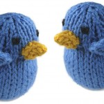 How To Knit Bluebird
