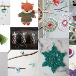 Crochet Christmas Tree Gifts