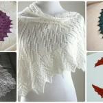 Knit Uhara Shawl