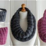 Ribs Cowl – Knitting Pattern