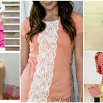 25 Ways To Update Your T-shirt