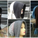 Winter Bonnet With Tassels