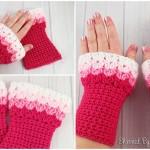 Sweatheart Wrist Warmers