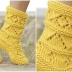 Lemon Twist Boots