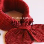 Knit Marple Scarf