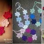 "Flower Necklace ""Hawaiian Dream"""