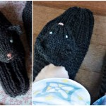 Panther Slippers