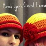 Crochet Cunning Little Bonnet